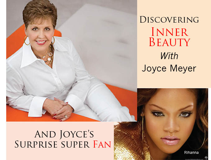 Discovering Inner beauty by Joyce Meyer | Graceful Chic