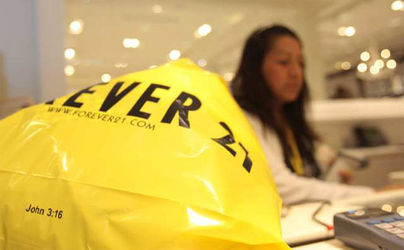 Forever 21 bags