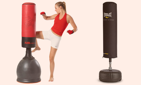 Standing Punching Bag Twelve Great Workout Equipments For Home Gym Graceful Chic