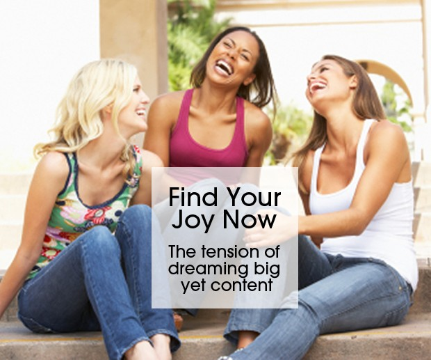 cover Find joy now