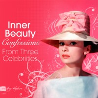 cover Celebrities Inner Beauty Confessions