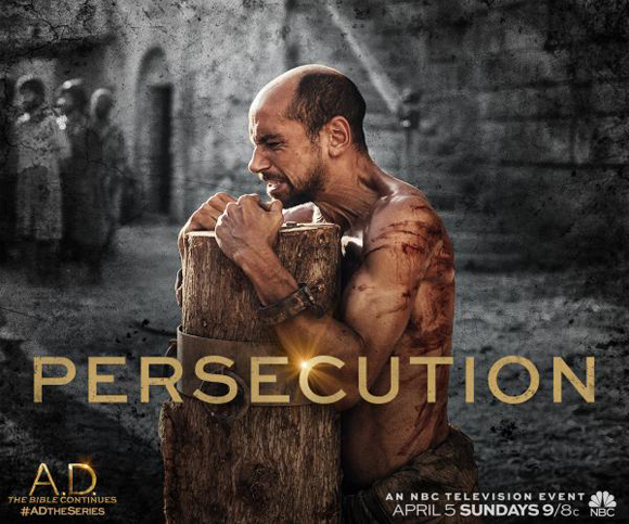 A.D. The Bible Continues - The Persecution