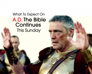 Cover AD Bible continues this Sun