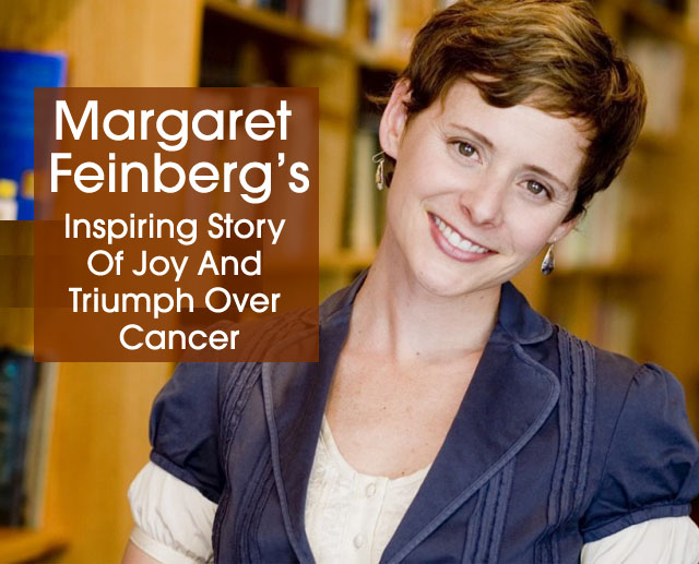 cover Margarete Feinberg's Joy