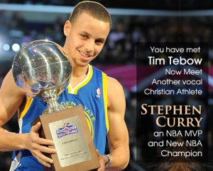 Cover Stephen Curry Camp and Believer