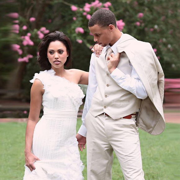 inside image 7 Steph Curry and wife Ayesha