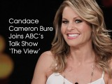 Cover Candace Cameron Bure The View