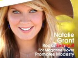 cover Natalie Grant Swimsuit cover