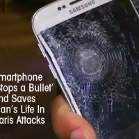Cover smartphone saves mans life in Paris attacks