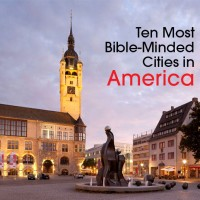 Cover Most Bible Minded cities in America