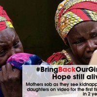 Cover Hope for Chibok girls